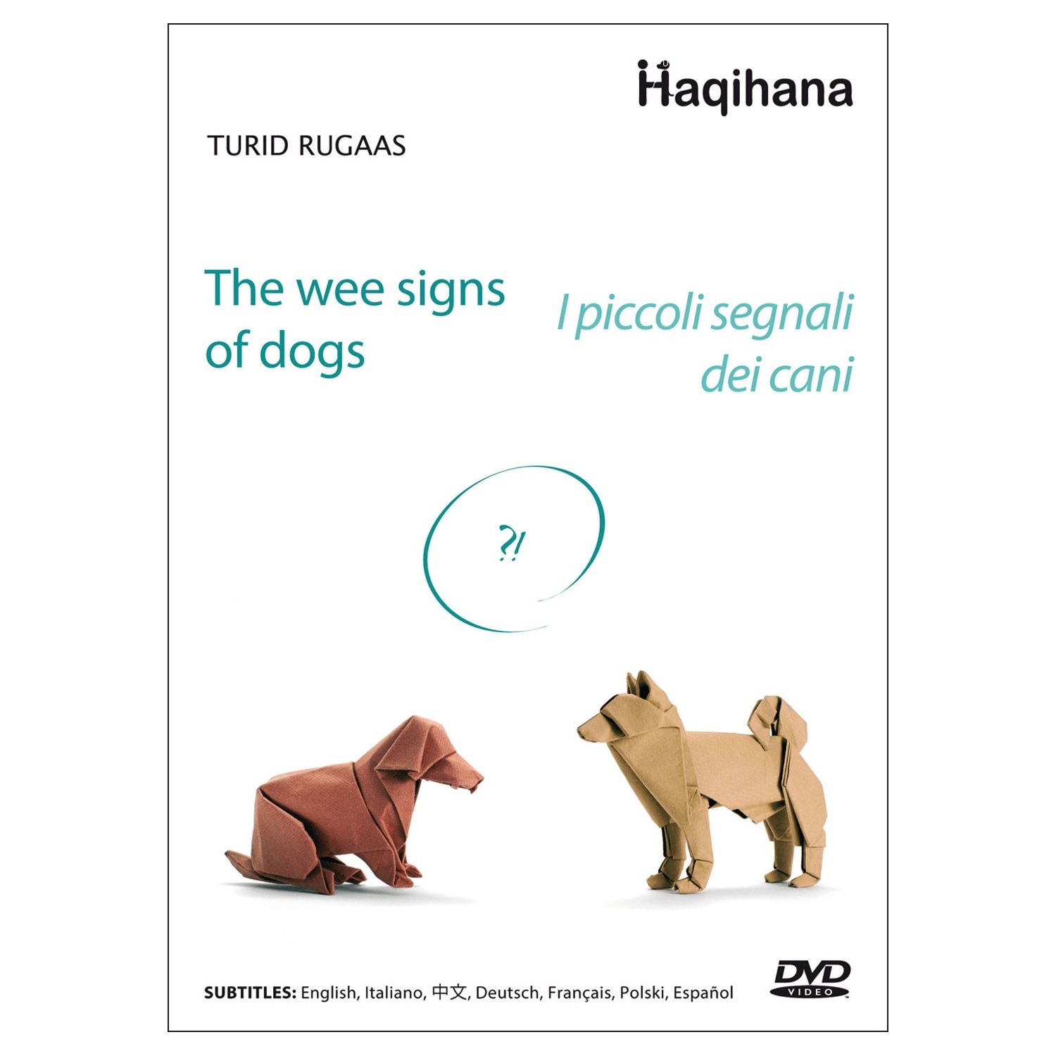 The wee signs of dogs