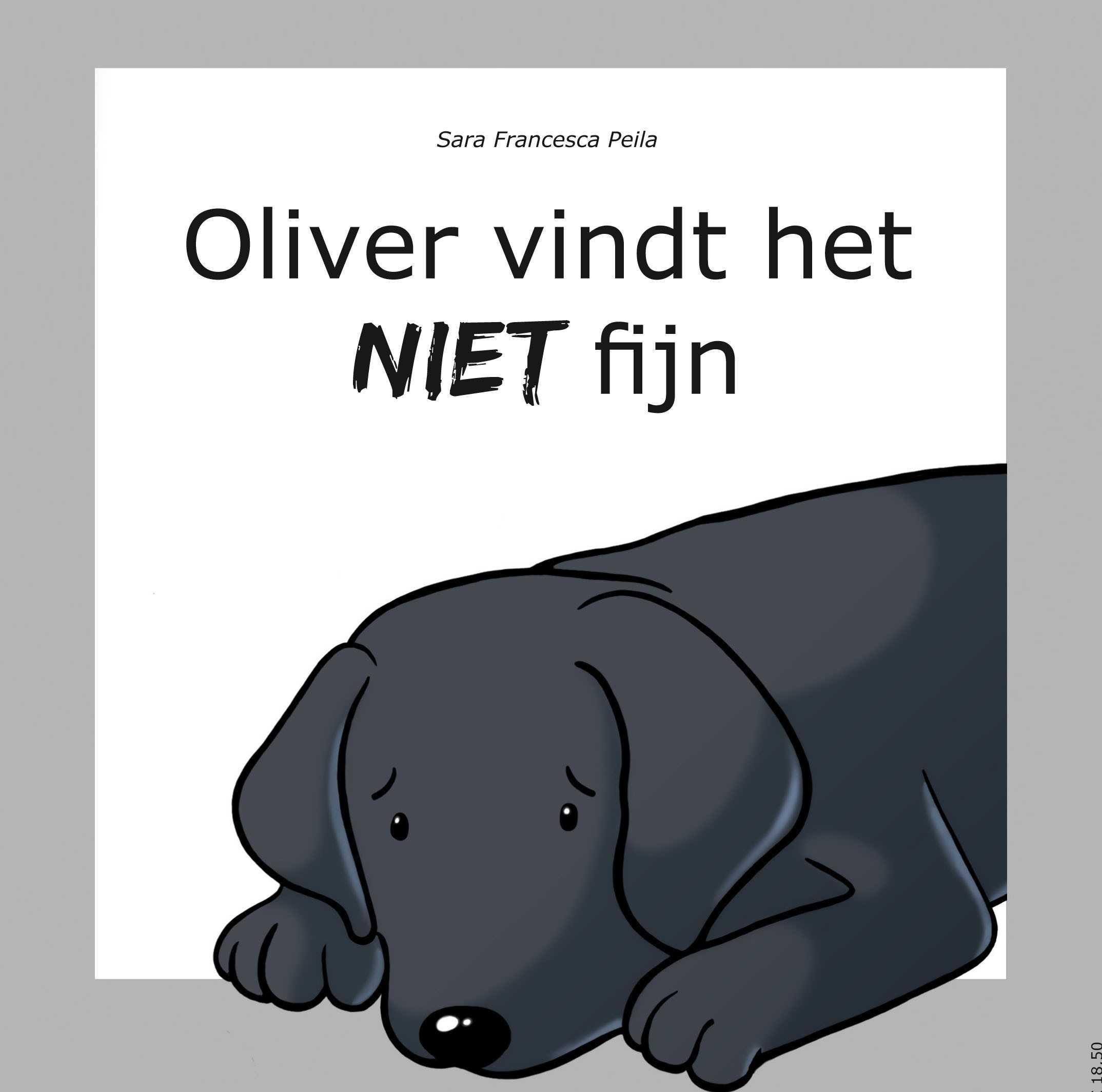 Oliver vindt het fijn - Oliver vindt het niet fijn