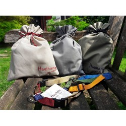Multipurpose Khaki cotton bag