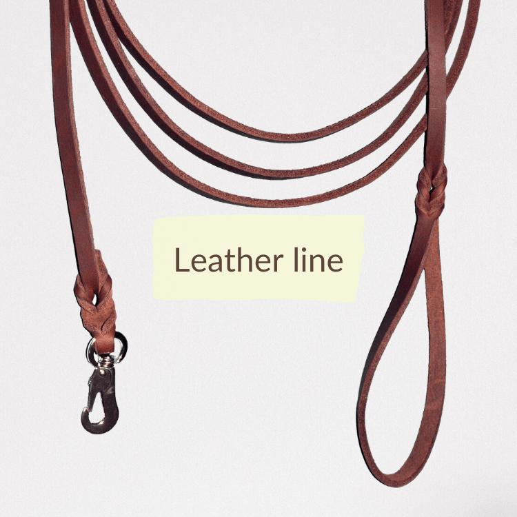leather line